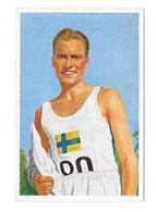 Olympia 1936 - BERLIN - Erik Ny, Schweden - Trading Cards