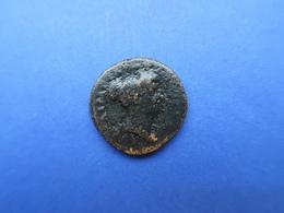 JULIA TITI  (Fille De TITUS)  -   (79 - 80) AD  -   AE AS   (27mm) -   ROME   -   R2 - Romane