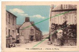 LINGREVILLE L'ENTREE DU BOURG - Autres Communes