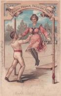 CPA 1905 - Frisch Fromm Fröhlich Frei -  (lot Pat 110/2) - BE Berne