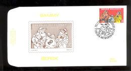 FDC - Sammy / Berck- B.D. -  Timbre N° 2619 - Tampon Antwerpen - FDC