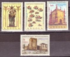 Angola  1968 - V Cent Nascimento De Pedro Álvares Cabral, 1467-1520 # Complete Set - Neuf - - Angola