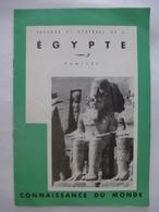 CONNAISSANCE DU MONDE : EGYPTE Par SAMIVEL - Voyages