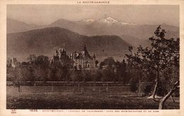 16210    MONTREJEAU  CHATEAU DE VALMIRANDE - Montréjeau