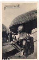 ZIMBABWE : ( Rhodésie Du Sud ) Matabele Chief ; édit. Newman Art - Zimbabwe