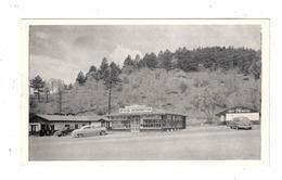 DEADWOOD, South Dakota, USA, '76 Motel, 1950's Cars, Old White Border Postcard - Andere