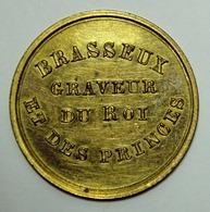 Brasseux Graveur Du Roi Et Des Princes - Période 1845 - 1860 - Notgeld