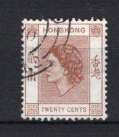 HONG KONG Yt. 179° Gestempeld 1954-1960 - Hong Kong (...-1997)