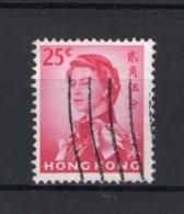 HONG KONG Yt. 198° Gestempeld 1962-1967 - Hong Kong (...-1997)