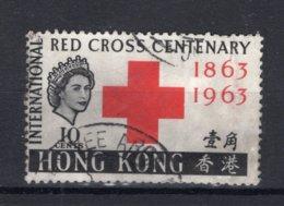 HONG KONG Yt. 210° Gestempeld 1963 - Hong Kong (...-1997)