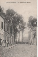 MONTREUIL-sur-MER. Rue Des Bouchers Et Remparts - Autres Communes