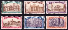 Italie 1924 206-211 CW 60.00 Kwaliteit Zie Scan / Quality See Scan Unused No Mint - Ungebraucht