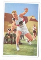 Olympia 1936 - BERLIN - Hans Wöllke, Berlin - Trading Cards
