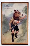Boy Carte Pоstale Scout Postcаrd UK - United Kingdom