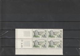 FRANCE Série Touristique Bloc De 4  N° 1440** - 1960-1969