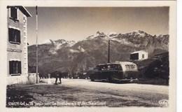 Savoie - Col Du Mont-Cenis (2083) - La Frontière Et Le G. Roc Noir (3584) - Altri Comuni