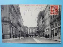 BEZIERS-Avenue  De La République - Beziers