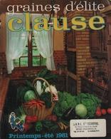 Catalogue Clause Printemps Eté 1981 - Garden