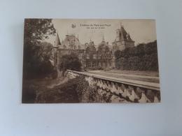 Chateau De HAM-SUR-HEURE Une Vue Sur Le Parc - Ham-sur-Heure-Nalinnes