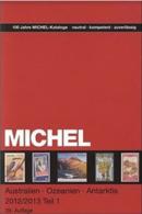 MICHEL AUSTRALIE Catalogus Band 7 -2012-2013 PDF Op DVD - Catalogues De Cotation