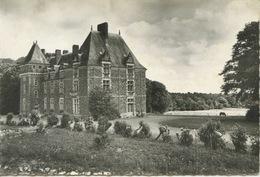 Guenrouet - Château De Bogdelin  ( Prix Sympa! )  ** Belle Carte Dentelée De 1964 ** Ed.Gaby - Guenrouet