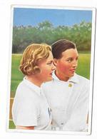Olympia 1936 - BERLIN - Gretel Kuhlmann Und Elfriede Kaun - Trading Cards