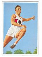 Olympia 1936 - BERLIN - Wilheim Leichum, Wünsdorf - Trading Cards