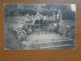 La Hulpe: La Grotte -> Beschreven - La Hulpe