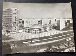 Berlin Haus Des Lehrers Und Kongresshalle/ Strassenbahn/ DDR Zeit - Mitte