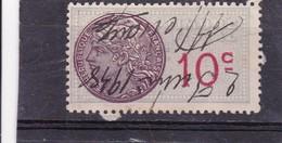 T.F S.U N°58 - Fiscaux