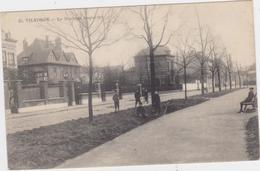 Vilvoorde - Nieuwe Boulevard (niet Gelopen Kaart) - Vilvoorde