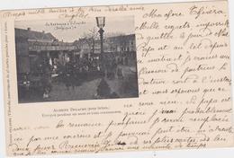 Vilvoorde - De Kermis Uit 1899 (gelopen Kaart Met Zegel) - Vilvoorde