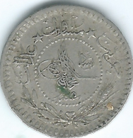 Turkey - Ottoman - Mohammed V - AH1327 / 5 (1913) - 5 Para - KM759 - Turquia