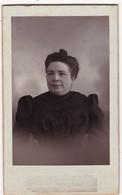 Photographie : Carte De Visite : Femme : Portrait : Photo. P. OFFRAY - Aurec - Voir 2scans - Alte (vor 1900)