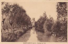 SAINT-OMER - Entrée De L'Aa - Saint Omer