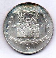 MEXICO, 5 Pesos, Silver, Year 1998, KM #665 - Mexico