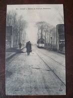Carte  Entrée Du Nouveau Boulevard     -LILLE - Lille