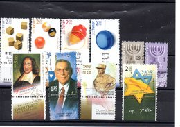 BELLISSIMI FRANCOBOLLI  ISRAELE    FR240 - Neufs (avec Tabs)