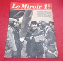 WW2 Le Miroir N°26 25 Février 1940 Aviation De Chasse, Journal De La Guerre,Le Levant Et Ses Méharistes - Revues & Journaux
