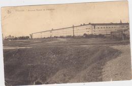Vilvoorde - Oud Correctiehuis (gelopen Kaart Met Zegel En Takszegel) - Vilvoorde