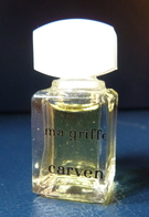 Miniature De Parfum  -  Ma Griffe De Carven - Réf, A 04 - Modern Miniaturen (vanaf 1961)