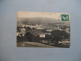 ANNECY  -  74  -  Vue Générale  -  Haute Savoie - Annecy