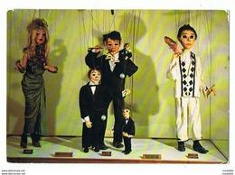 CPM..69..MARIONNETTES A FILS DE LOUIS VALDES..PARIS VERS 1960..MUSEE HISTORIQUE DE LYON - Marionetas