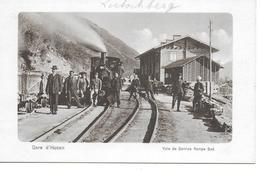 Gare D'Hoten Voie De Service Rampe Sud - VS Valais