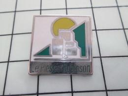 416c Pin's Pins / Beau Et Rare / THEME : VILLES / LE PLESSIS-ROBINSON - Villes