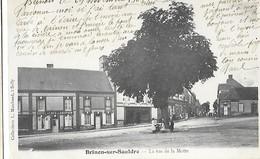 CHER - 18 - Brinon Sur Sauldre - La Rue De La Motte - Brinon-sur-Sauldre