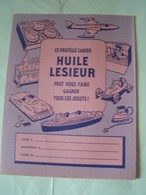 PROTEGE-CAHIER. LES JOUETS. PUBLICITE. HUILE LESIEUR.100_9941CPLT.MEL. - Protège-cahiers