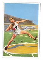 Olympia 1936 - BERLIN - Hans Heinrich Sievert - Trading Cards