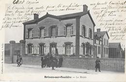 CHER - 18 - Brinon Sur Sauldre - La Mairie - Brinon-sur-Sauldre