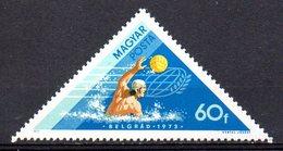 HONGRIE. N°2347 De 1973. Water-polo. - Wasserball
